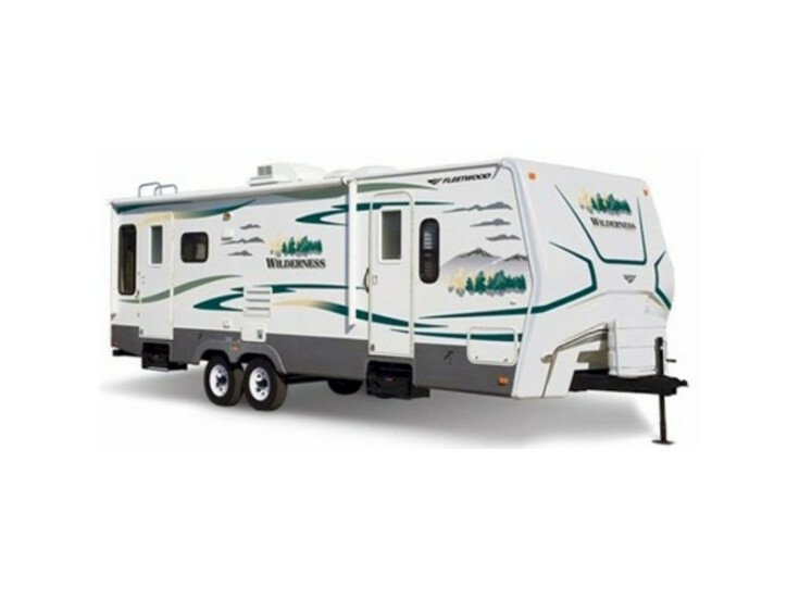 2009 Fleetwood Wilderness 280BHS specifications