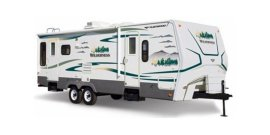 2009 Fleetwood Wilderness 3202BDS specifications