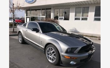 2009 Ford Mustang Shelby GT500 Coupe for sale 100956686