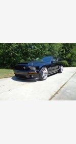 2009 Ford Mustang Shelby GT500 Convertible for sale 101006889