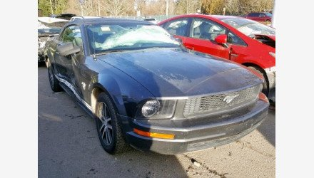 2009 Ford Mustang Convertible for sale 101107891