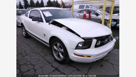 2009 Ford Mustang Coupe for sale 101127189
