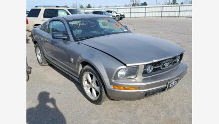 2009 Ford Mustang Coupe for sale 101127649