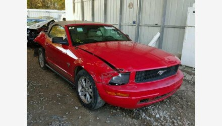 2009 Ford Mustang Convertible for sale 101129131