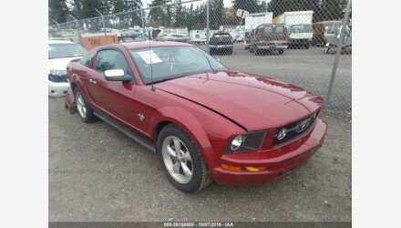 2009 Ford Mustang Coupe for sale 101220780