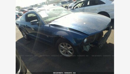 2009 Ford Mustang Coupe for sale 101223261