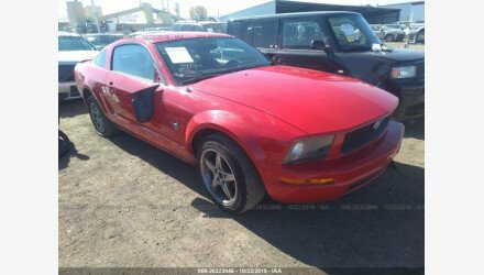 2009 Ford Mustang Coupe for sale 101232136