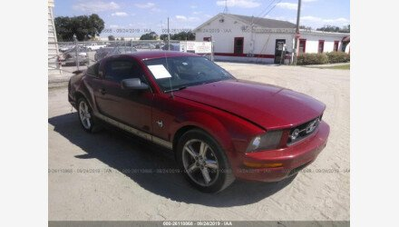 2009 Ford Mustang Coupe for sale 101235768