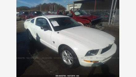 2009 Ford Mustang Coupe for sale 101235954