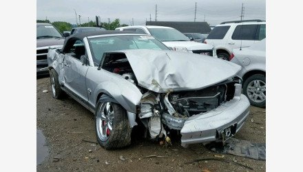 2009 Ford Mustang Convertible for sale 101240935