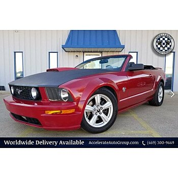 2009 Ford Mustang GT Convertible for sale 101241388