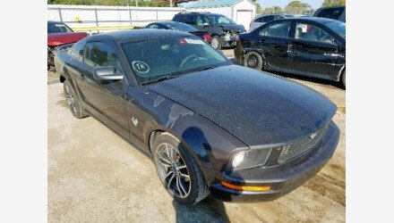 2009 Ford Mustang Coupe for sale 101247102