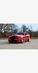 2009 Ford Mustang Shelby GT500 Coupe for sale 101247235