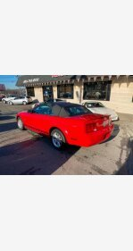 2009 Ford Mustang Convertible for sale 101250457