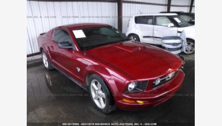 2009 Ford Mustang Coupe for sale 101267270