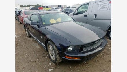 2009 Ford Mustang Coupe for sale 101268645