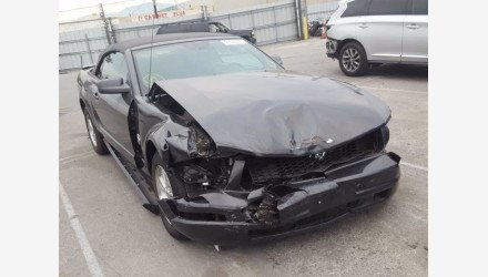 2009 Ford Mustang Convertible for sale 101348251