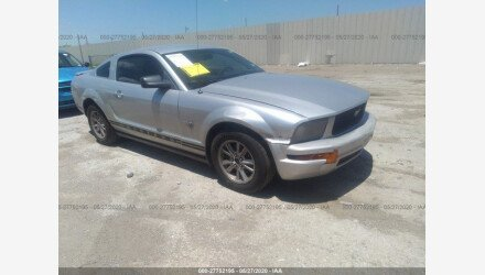 2009 Ford Mustang Coupe for sale 101351225