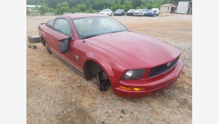 2009 Ford Mustang Coupe for sale 101362756