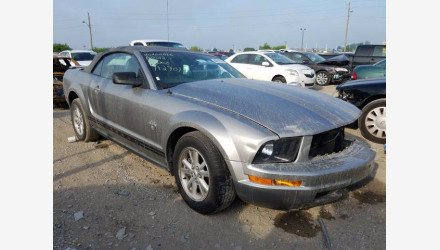 2009 Ford Mustang Convertible for sale 101363749
