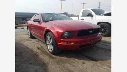 2009 Ford Mustang Coupe for sale 101411215