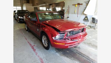 2009 Ford Mustang Convertible for sale 101413770