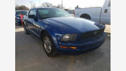 2009 Ford Mustang Coupe for sale 101436065