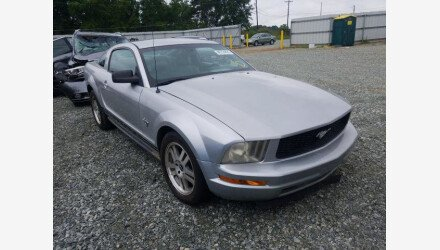 2009 Ford Mustang Coupe for sale 101436100