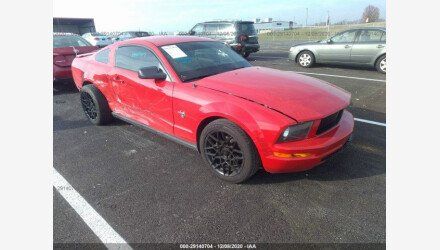 2009 Ford Mustang Coupe for sale 101438128