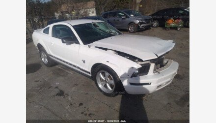 2009 Ford Mustang Coupe for sale 101439501