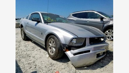 2009 Ford Mustang Coupe for sale 101443432