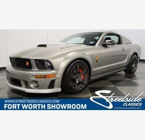 2009 Ford Mustang for sale 101443689