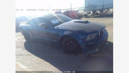 2009 Ford Mustang GT Convertible for sale 101450697