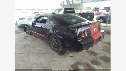 2009 Ford Mustang Shelby GT500 Coupe for sale 101482733