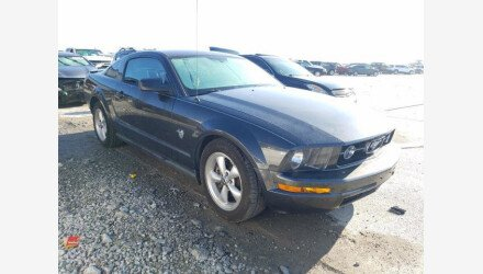 2009 Ford Mustang Coupe for sale 101483132