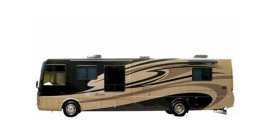 2009 Forest River Berkshire 390TS specifications