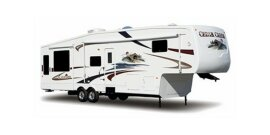 2009 Forest River Cedar Creek 34TSA specifications