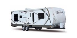 2009 Forest River Sandpiper 333RL specifications