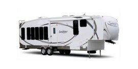 2009 Forest River Sandpiper 345RLG specifications