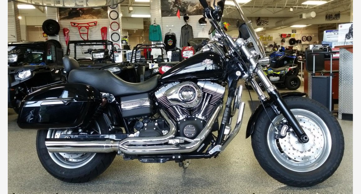 2009 Harley-Davidson Dyna Fat Bob for sale 200619528