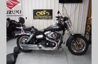 2009 Harley-Davidson Dyna Fat Bob for sale 201027238