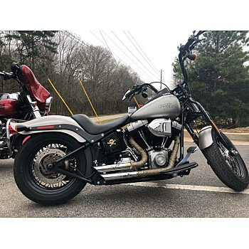 2009 Harley-Davidson Softail for sale 200610948