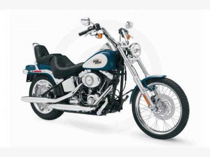 2009 Harley-Davidson Softail for sale 200910131