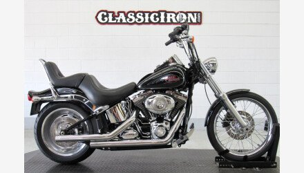 2009 Harley-Davidson Softail for sale 200951076