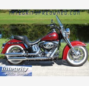 2009 Harley-Davidson Softail for sale 200989239