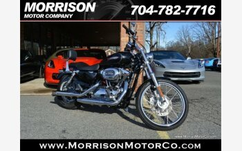 2009 Harley-Davidson Sportster Custom for sale 200672232