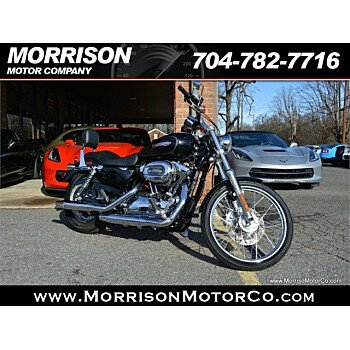 2009 Harley-Davidson Sportster Custom for sale 200672232