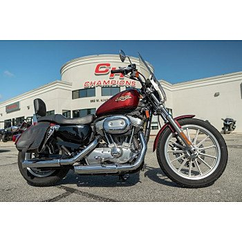 2009 Harley-Davidson Sportster for sale 200708134