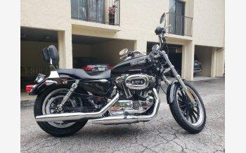 2009 Harley-Davidson Sportster 1200 Low for sale 200624088