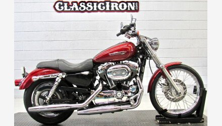 2009 Harley-Davidson Sportster Custom for sale 200703871